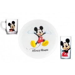 Disney Colors Mickey набор 3пр h5320