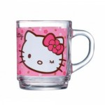 Hello Kitty sweet pinc кружка 250 мл h5480
